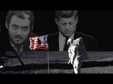Faking the Moon Landing Stanley Kubrick & NASA's Noble Lie with Bart Sibrel