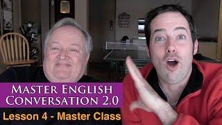 Real English Conversation & Fluency Training - Family & Reunions - Master English Conversation 2.0