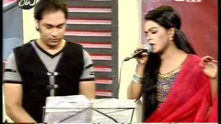 Valobashi gaan part 2 on GTV by Zahid Babu and Konika