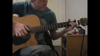 Viva la Vida - Coldplay FINGERSTYLE w/ tabs