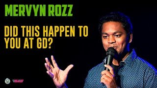 Did This Happen To You at GD? - Stand-up Comedy Video by Mervyn