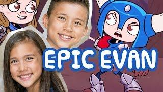 Evan the Epic - Battle of the Slugpocalypse (Ep #1)