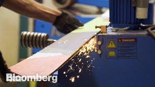 How Hand-Built Custom Skis Are Made