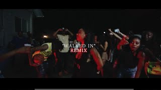 Queen Key • Walked In (Remix) | [Official Video] Filmed By @RayyMoneyyy