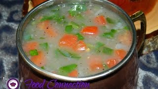 Spinach Tomato Clear Soup   Restaurant Style Clear Soup   Palak Tamatar Soup - By Food Connection