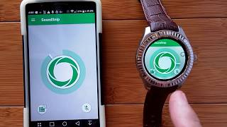 Android Smartwatch App Review: SoundSnip