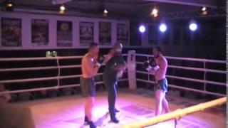 Body Attack Cup 9.0 - Bela Kuschnereit ( Attila Gym ) VS. ED ( Hansegym )