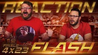 The Flash 4x23 FINALE REACTION!!