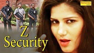 Z Security   सपना चौधरी  , Vickky Kajla, A K Jatti    Ajay Hooda  New Haryanvi Song 2017