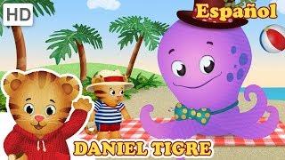 Daniel Tigre en Español - Creciendo Día con Día: Cómo Criar a Un Niño (¡1 HORA!)