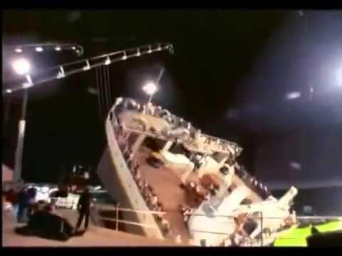 Efeitos Especiais de Titanic 1997