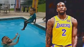 Kawhi Leonard Lakers' Decision Be Like