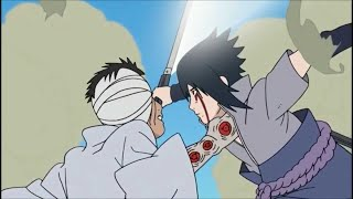 Sasuke vs Danzo  vf (français) HD 1080p