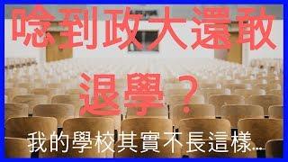 我的政大休學經驗 (慘不忍睹)|Yale Chen