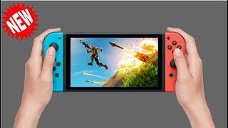*NEW* Fortnite for Nintendo Switch!!!!!!!