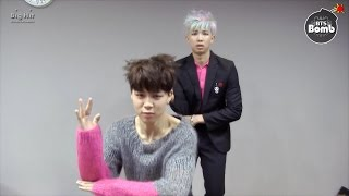 [BANGTAN BOMB] Rap Monster's performance class