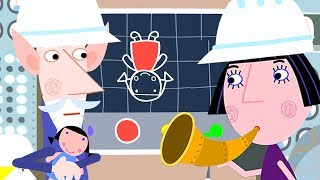 Ben and Holly's Little Kingdom | Elf and Magic Spells | 1Hour | HD Cartoons for Kids