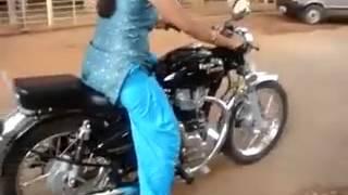 Bullet Bikers Hot Garls Video