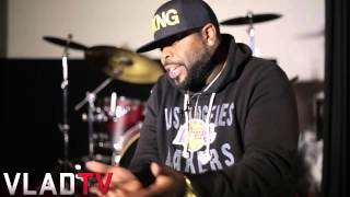 Crooked I Breaks Down Lord Jamar's Views on Whites in Hip Hop