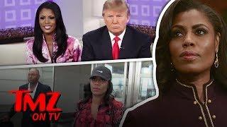 Omarosa Is OVER Trump! | TMZ TV