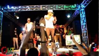 Popcaan & Tommy Lee Perform Live @ Appleton BritJam Fantasy Island
