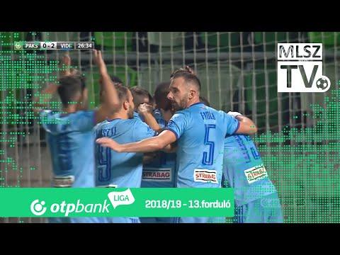 Xxx Mp4 Paksi FC Mol Vidi FC 0 4 0 3 OTP Bank Liga 13 Forduló 2018 2019 3gp Sex