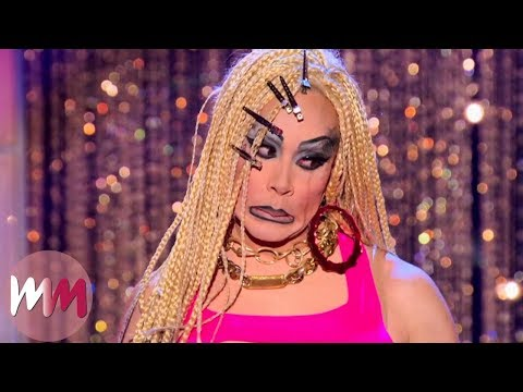 Top 10 Cringiest Moments from RuPaul s Drag Race