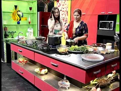 Xxx Mp4 Cooking Expert Aneela Rizwan Shahi Chargha Loki Ka Halwa On SunTv Live Show 2011 3gp Sex