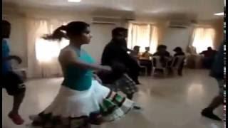 Radhika Apte And Terence Lewis Hot Dance Rehearsal