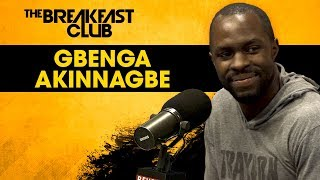Gbenga Akinnagbe Speaks On His Character In HBO