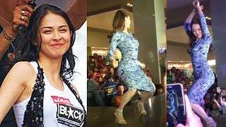 MARIAN RIVERA ipinakita ang kanyang signature dance step sa madlang pipol! ANG GALING GUMILING