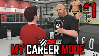 WWE 2K16 My Career Mode - Ep. 1 -
