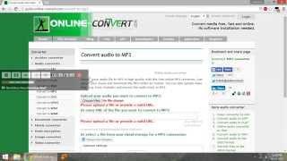 Convert Video To MP3 Online - With Audio Online Convert