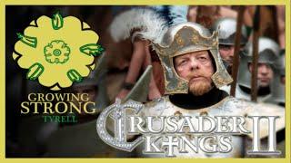 Crusader Kings II Game of Thrones - Mace Tyrell #7 - Robb Stark Adventures