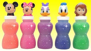 Slime Toys with All Mickey Mouse Clubhouse Friends for Kids