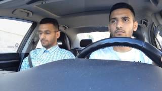 ZaidAliT - Driving alone vs. Driving with your parents..