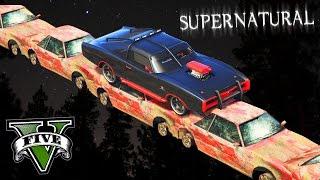"""GTA V Online: PARKOUR com """"CARRO"""" do SOBRENATURAL!"""