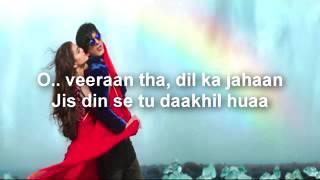 Gerua- Dilwale ~Lyrics