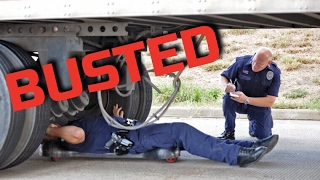 BUSTED By D.O.T.