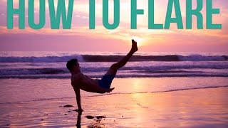 Learn How To Flare | Power Move Basics | Beginner's Guide