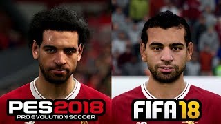 5 THINGS BETTER ON PES 2018 THAN FIFA 18