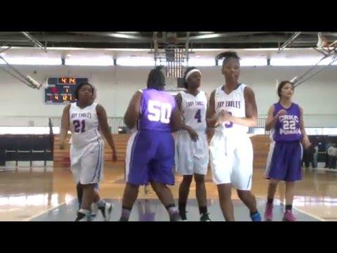 Xxx Mp4 Central Vs Cristo Rey Girls Basketball Jan 18th 2016 3gp Sex