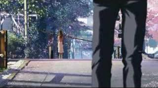 English Trailer- 5cm Per Second
