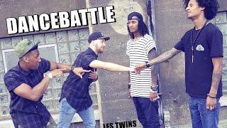 DANCE-BATTLE vs LES-TWINS | Krappiwhatelse