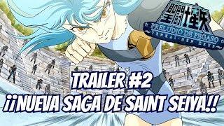 Trailer #2. NUEVA SAGA DE LOS CABALLEROS DEL ZODIACO.