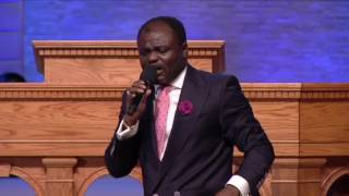 Faith to Faith conference 2016 I Dr  Abel Damina - Jesus Is The Face of God
