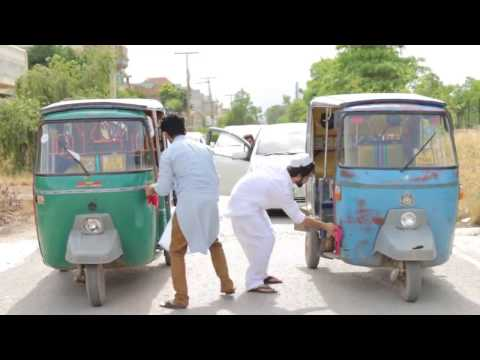 Pathan Rickshaw Funny