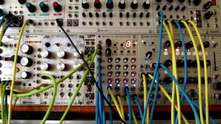 Modular Synth - Patch in Progress 37