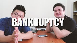 PROPERTY VOCABULARY | BANKRUPTCY & WINDING UP