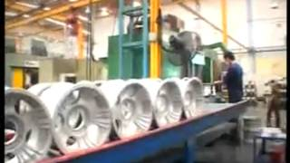 Wheel Process and Technology by Lenso   YouTube